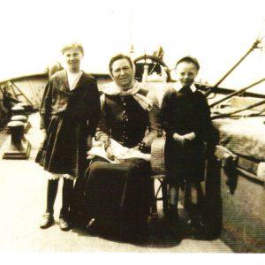 Jacobia og barna