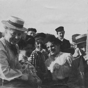 Bærøfjorden 1905