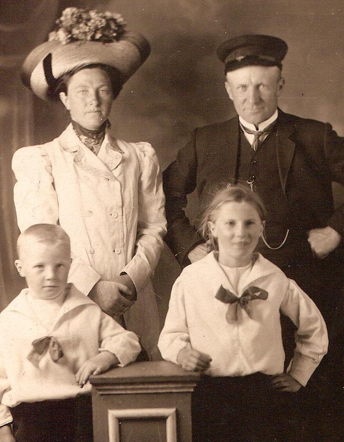 Foredrag: Når familiehemmelighetene dukker opp i slektsforskningen