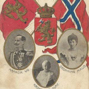 Kongefamilien 1905