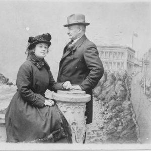 Martha og Philip Svendsen-1