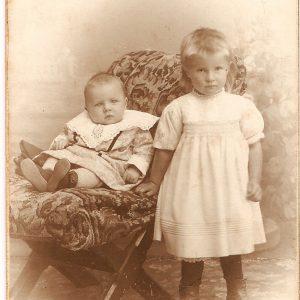 Randi og Philip, barn