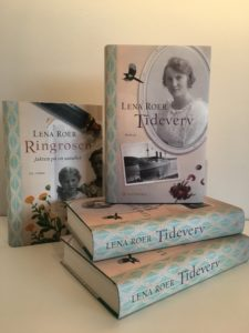 Tideverv med Ringrosen, første roman i trilogien om Randi